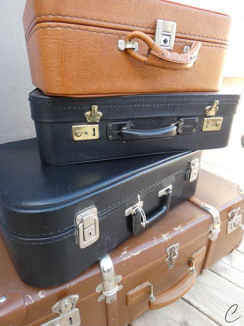 Location valise ancienne mariage Nantes Loire-Atlantique
