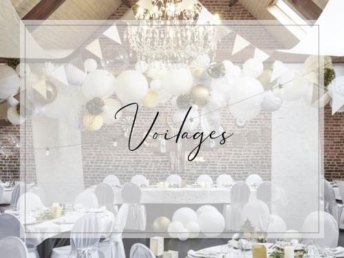 Tissus location décoration mariage nantes loire atlantique