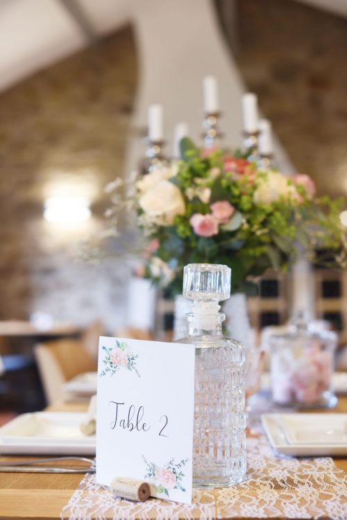 Table location decoration mariage Nantes Loire-Atlantique