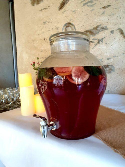 Location jar décoration mariage nantes