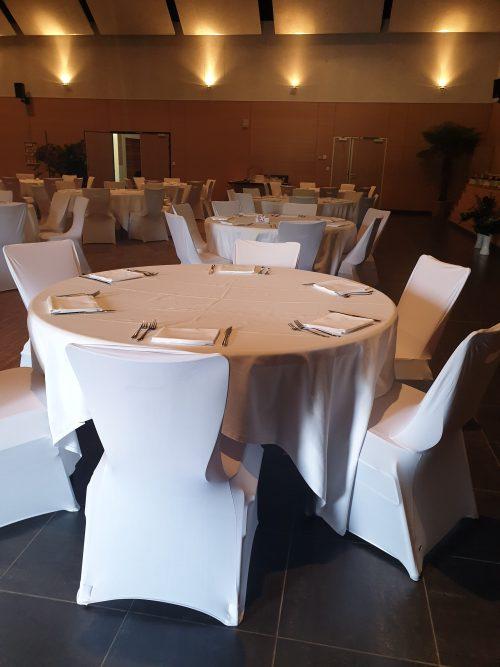 Location housses de chaise décoration mariage Nantes Loire-Atlantique