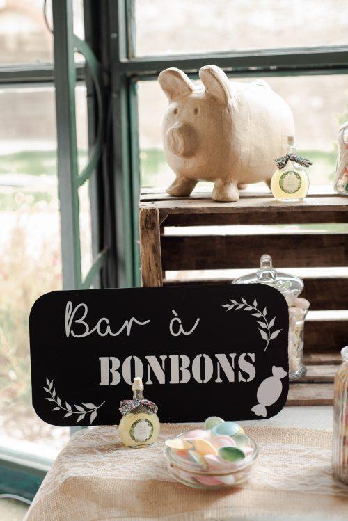 Bar à bonbons mariage Nantes Loire-Atlantique