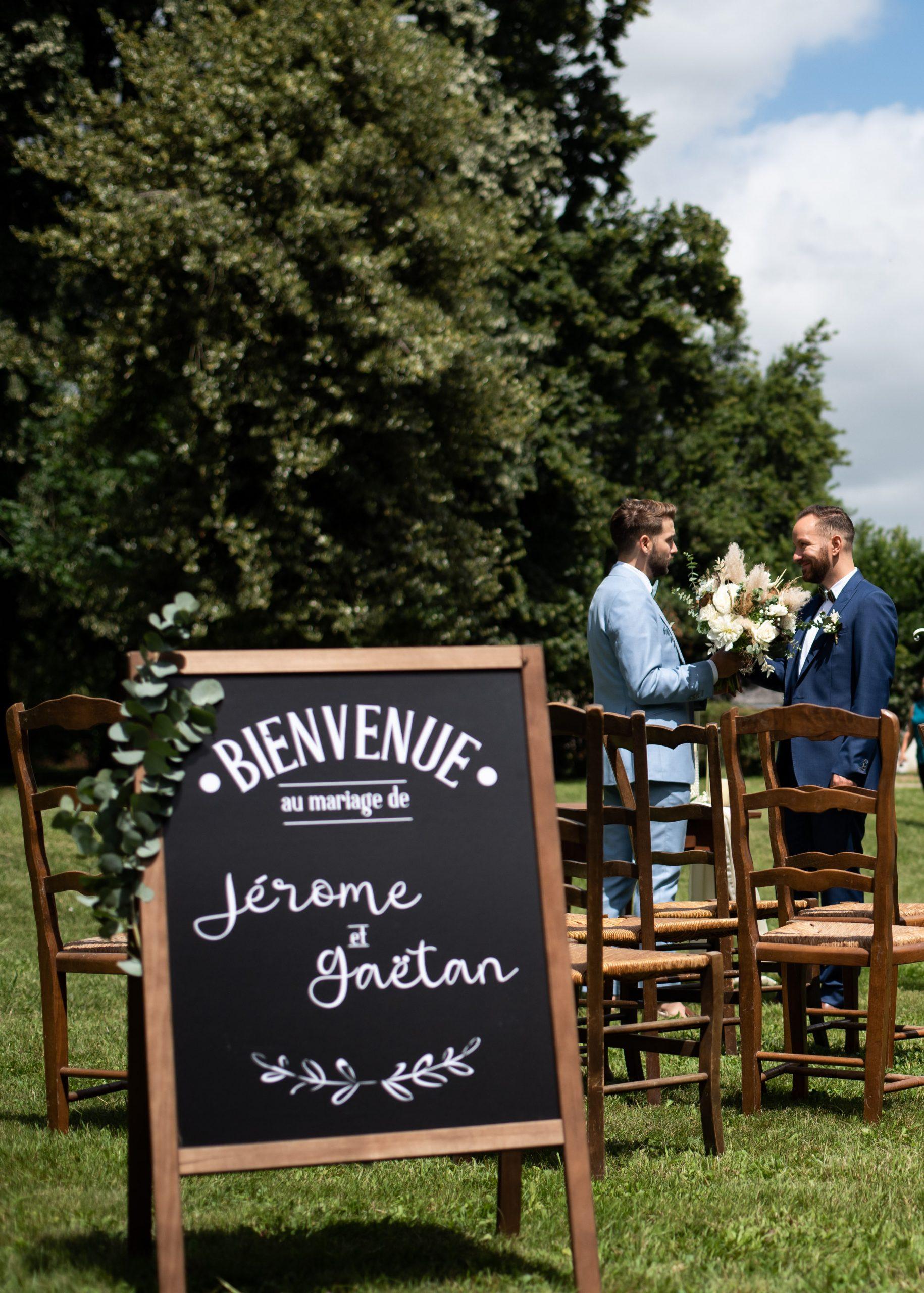 Location décoration mariage Nantes Loire Atlantique